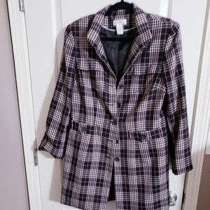 Worthington dress coat